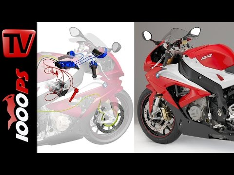 BMW S 1000 RR-2015 | HP Race Calibration Kit 3 - Erklärung