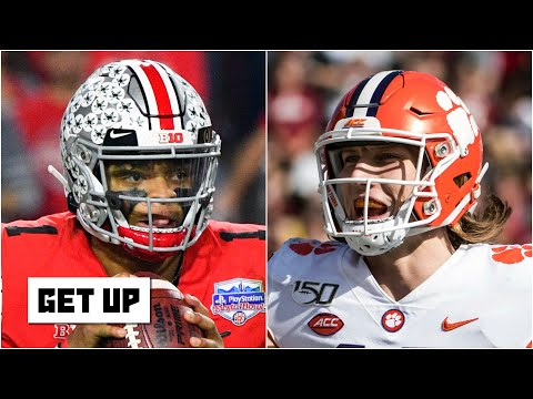 Would the Jets, Giants or Cowboys draft Trevor Lawrence or Justin Fields? | Get Up