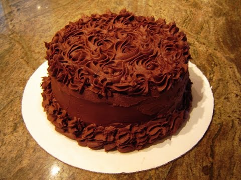 Chocolate  Fudge Frosting/Cooked By Diane Lovetobake