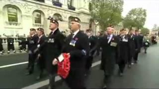 2009 英國和平紀念日 (10/11)