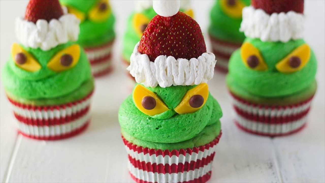 Recipes For Christmas Desserts - YouTube