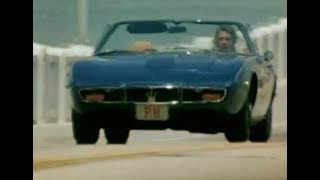 Inseguimento car chase - I diamanti dell'ispettore Klute (Lady Ice) 1973