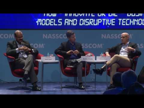 NASSCOM ILF 2017 : Innovate or Die –Business Models and Disruptive Technologies