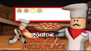 TRABAJAMOS EN UNA PIZZERIA | Roblox⭐Work at a Pizza Place | GamePlaysMix