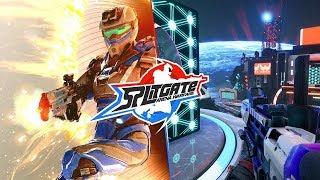 Splitgate Arena Warfare, Halo/Portal Mashup