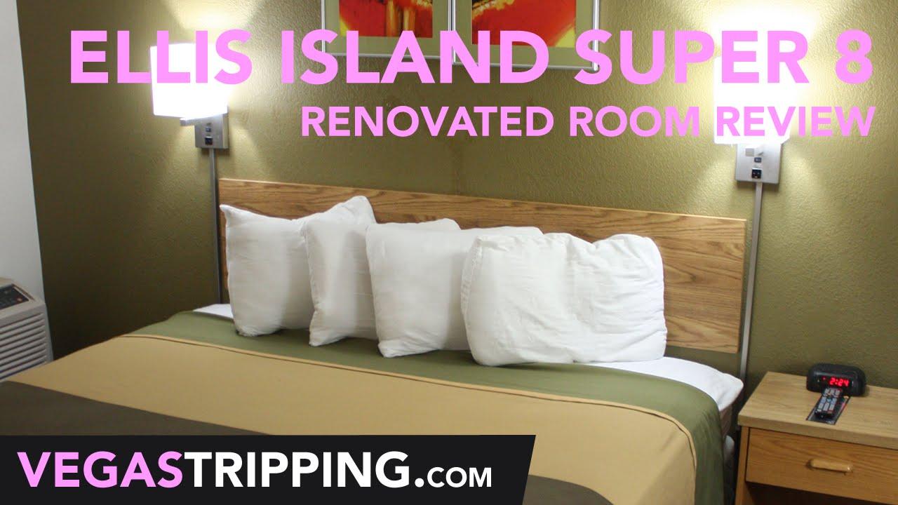 Room Rundown Ellis Island Hotel Super 8 1076 Vegastripping Com