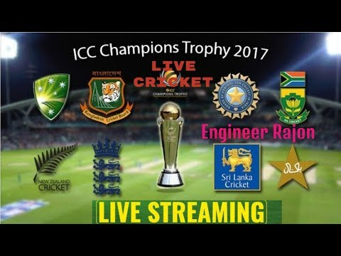 ICC Champions Trophy 2017 Live Matches Streaming