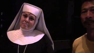 The Sound of Music 2014 07 11 Interview Janelle Visagie  mother abbess