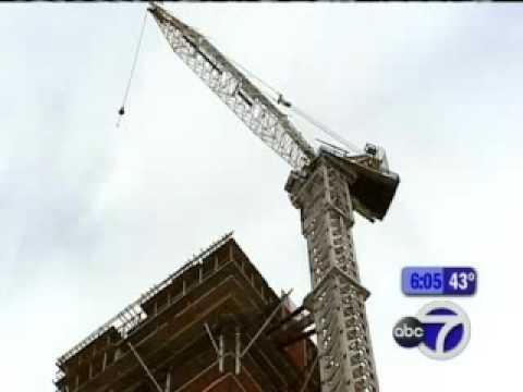 Jeffrey Manheimer New York City Crane Accident Interview