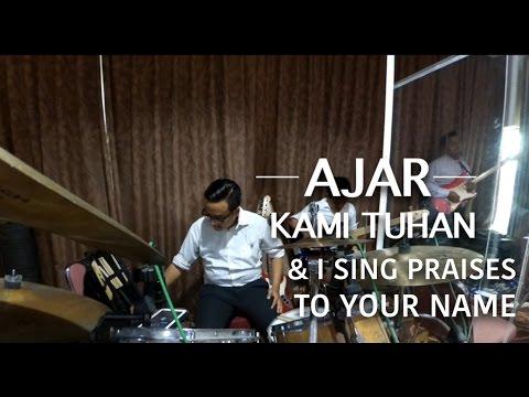 Eka Daniel - Ajar Kami Tuhan & I Sing Praises To Your Name @ GDI GRAHA BIP