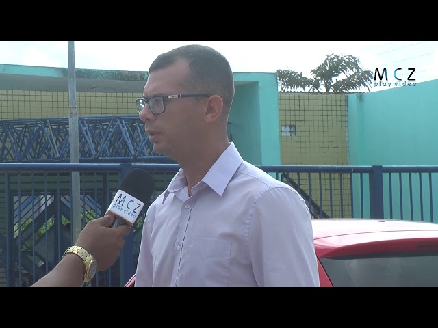 Cristiano Ramos   Líder comunitário faz Denuncia da escolar