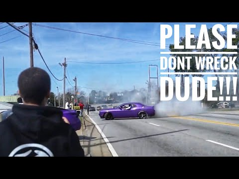 Mopar Meet Gets Out Of Control In Atlanta