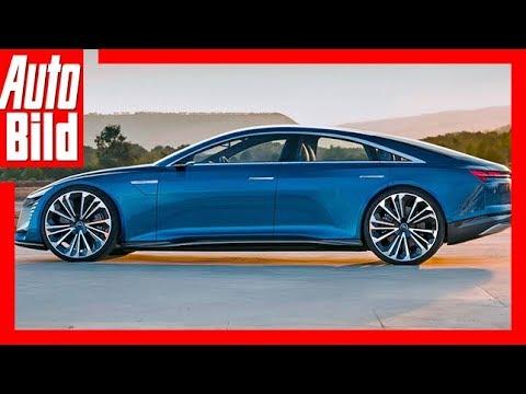 Zukunftsvision:  Audi e-tron 9 Sportback (2024) Details/Erklärung