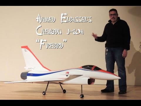 Ahmed Elbassel Chengdu J10A 2015 12 24