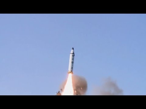 Corea del Norte confirma lanzamiento de un misil balístico
