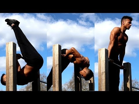 How To Bar Pullover (BODY MASTERY)
