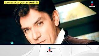 ¡Jorge Salinas explotó contra Paulina Goto! | De Primera Mano