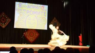Gipsy dance-Цыганский танец,Виктория Черная