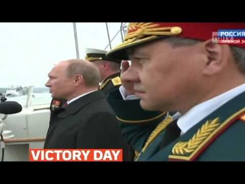 mitv - Putin in Crimea for Victory Day celebration