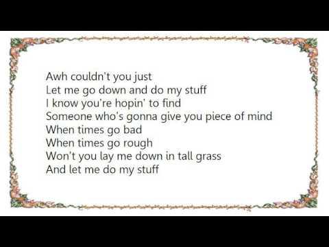 Fleetwood Mac - Second Hand News Lyrics