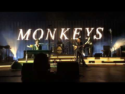 Arctic Monkeys - Tranquility Base Hotel and Casino live @ Auditorium Parca Della Musica / Roma
