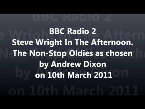 Andrew Dixon chooses Steve Wright's non stop oldies on BBC Radio 2.wmv
