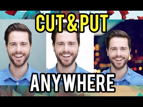 How To Quickly Select & Cut-Out Object Or Person From Any Detailed Picture In Photoshop