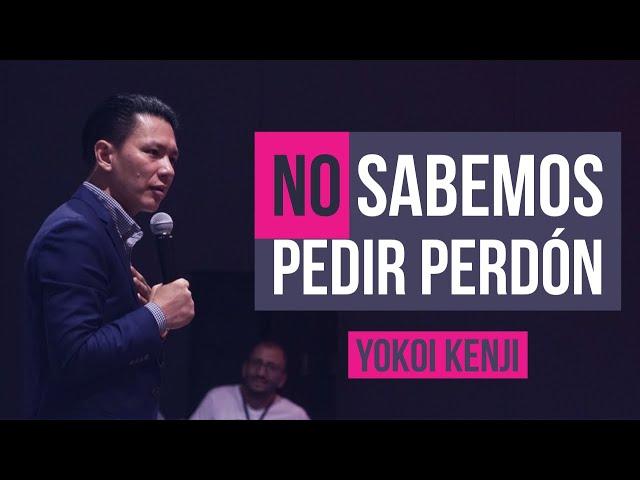 NO SABEMOS PEDIR PERDÓN | YOKOI KENJI