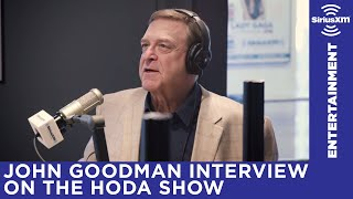 John Goodman Discusses Roseanne & His Troubled Past | The Hoda Show