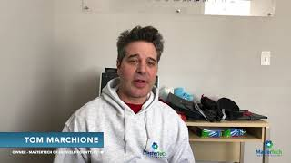 Mastertech Franchisee Testimonial Tom Marchione
