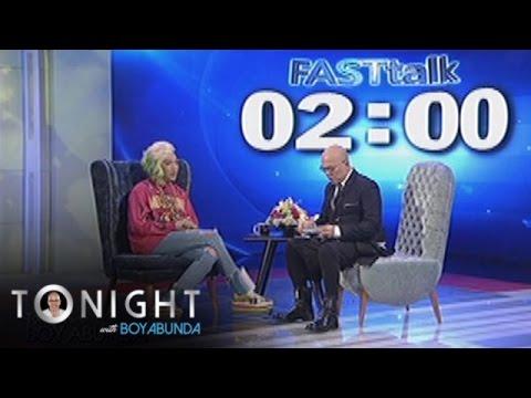 TWBA: Fast Talk with Vice Ganda