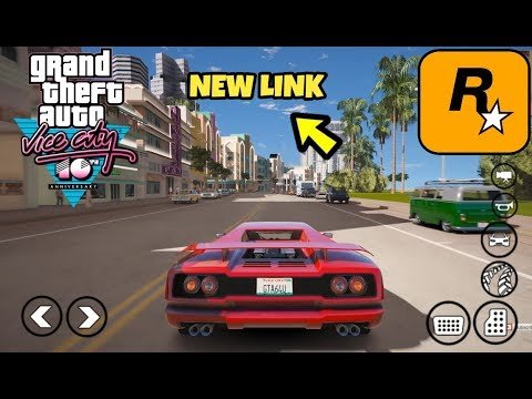 [200MB] GTA Vice City On Android Apk+Data Free Download | Gameplay Proof New Link | Hindi