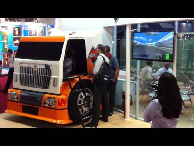 Simulador MWM International Trucks || Automec Pesados
