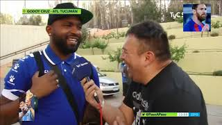 GODOY CRUZ VS ATLET CO TUCUMAN   PASO A PASO 4 11 2018