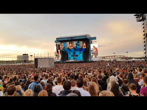 Ed Sheeran Live - Dive - 22.06.2019 Hockenheim Open Air