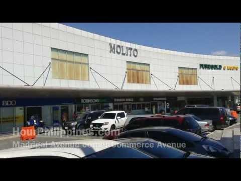 Molito Lifestyle Mall Madrigal Avenue Ayala Alabang Muntinlupa by HourPhilippines.com