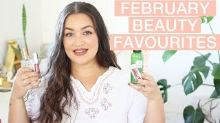 FEBRUARY BEAUTY FAVOURITES | LeChelle Taylor