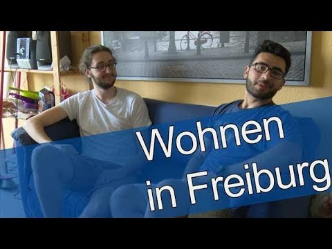 Alex, wie geht's? - Tipps rund ums Studieren: Wohnen in Freiburg