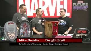 Hasbro Drops Exclusive Reveals on Marvel LIVE! at San Diego Comic-Con 2015