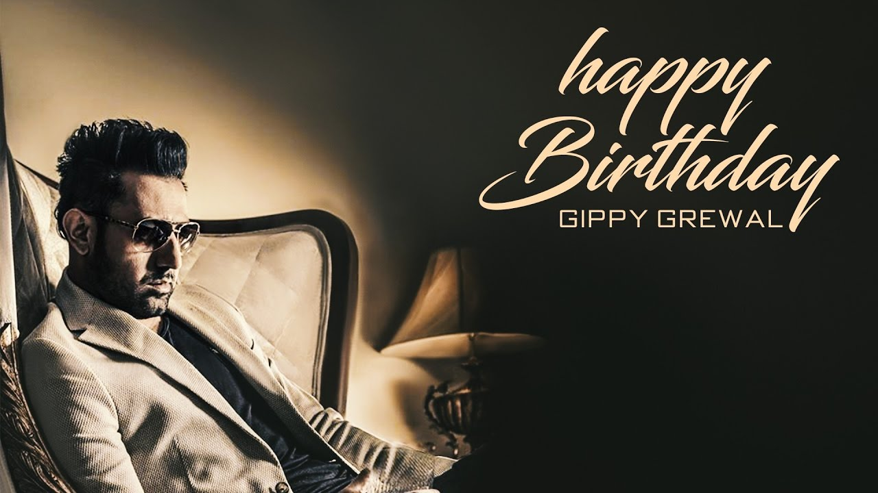 Wishing Gippy Grewal Happy Birthday From Speed Records