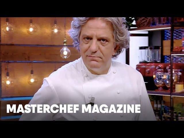 Locatelli's Home Cooking: Strozzapreti con sugo alle tre cipolle | MasterChef Magazine