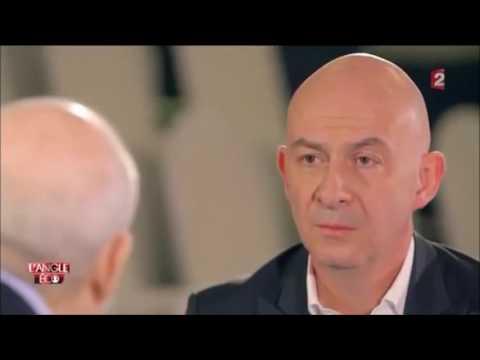 Joseph Stiglitz - L'angle Eco - France 2 - ENORME !!!