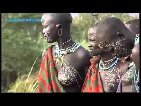 Stick Fights and Lip Plates - the Surma, South West Ethiopia