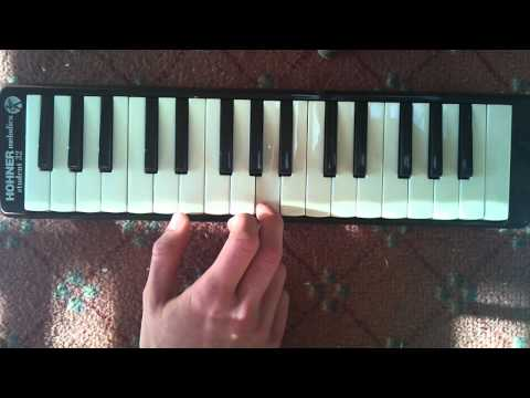 Song of Storms (Melodica Tutorial)