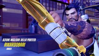 Baixar OVERWATCH - Hanzo POTG Team Kill