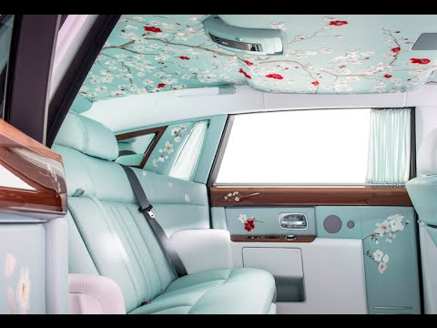 Rolls Royce Phantom Interior
