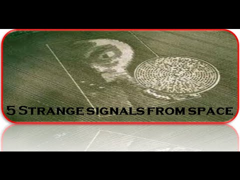 Top 5 Strange Sounds from Space