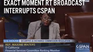 Exact Moment RT Broadcast Interrupts Cspan