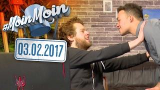 #MoinMoin mit Florentin Will & Aurel Mertz | Sauna, Bumsbus, F…