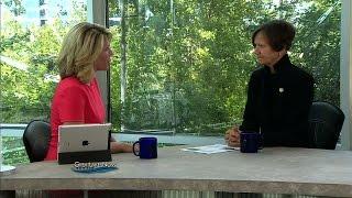 Susan Hedman Interview - GLW 2014
